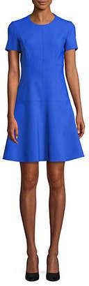 HUGO Karlia Short-Sleeve Dress