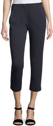 T Tahari Suiting Cropped Pants $79 thestylecure.com