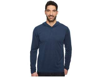Columbia Whiskey Point Hooded Shirt Men's Long Sleeve Pullover