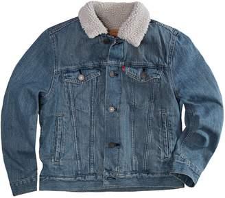 Levi's Levis Boys 8-20 Trucker Denim Jacket