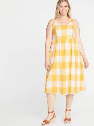 Old Navy Yellow Plus Size Dresses - ShopStyle