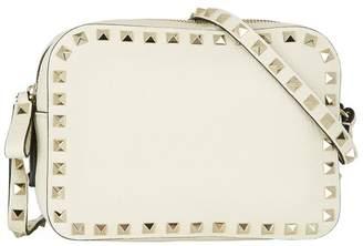 Valentino Leather Rockstud Camera Bag