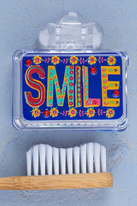 Wild Lilies Jewelry Smile Toothbrush Cover