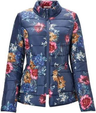 Joe's Jeans Floral Padded Jacket
