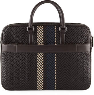 Ermenegildo Zegna Men's Pelle Briefcase