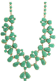 Kate Spade New York - Fiorella Bib Necklace