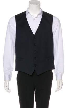 Gucci Wool Suit Vest