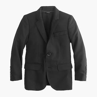 J.Crew Boys' Ludlow suit jacket in Italian wool