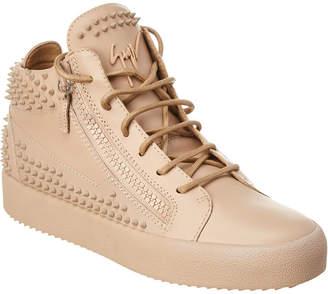Giuseppe Zanotti Kris Studded Leather Sneaker