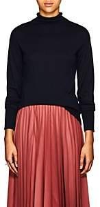 Derek Lam Women's Cashmere-Silk Cowlneck Sweater - Navy