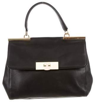 MICHAEL Michael Kors Small Leather Satchel
