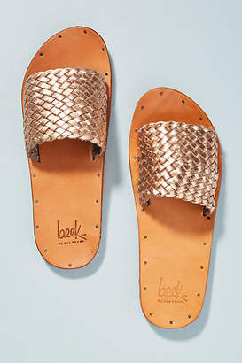 beek Beek Ospery Slide Sandals