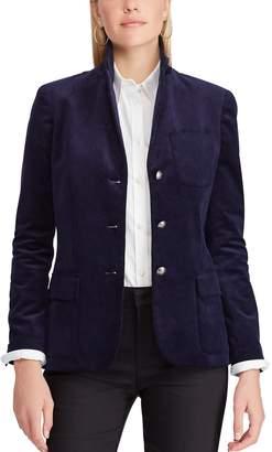 Chaps Women's Corduroy Blazer