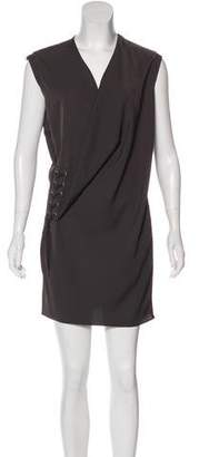 AllSaints Sleeveless Mini Dress