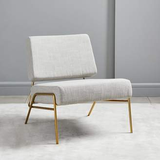 west elm Wire Frame Slipper Chair
