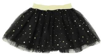 Popatu Metallic Star Tulle Skirt