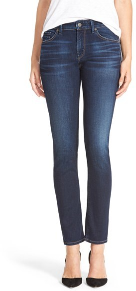 Women's Citizens Of Humanity 'Arielle' Mid Rise Slim Jeans