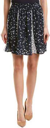 French Connection Mini Flare Skirt