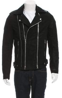 Balmain 2016 Moto Jacket w/ Tags