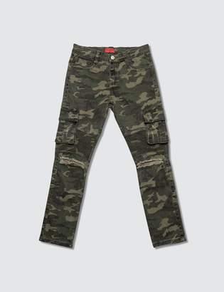 Clayton Haus Of Jr Cargo Biker Pants