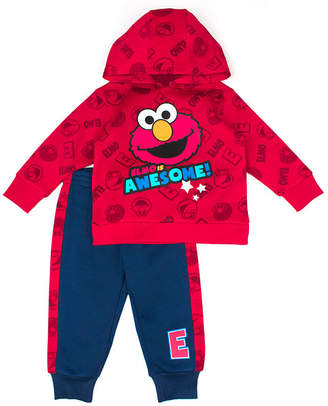 Sesame Street SESAME ELMO Sesame Elmo 2-pc. Pant Set Toddler Boys
