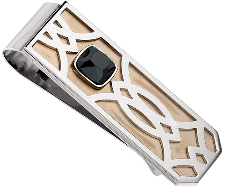 STEL Stainless Steel and Ion Plated Money Clip