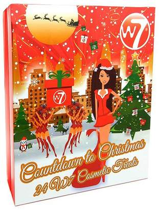 W7 Cosmetic Advent Calendar