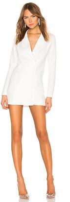 superdown Armida Button Blazer Dress