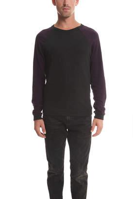 Rag & Bone Colorblock Raglan Swearshirt