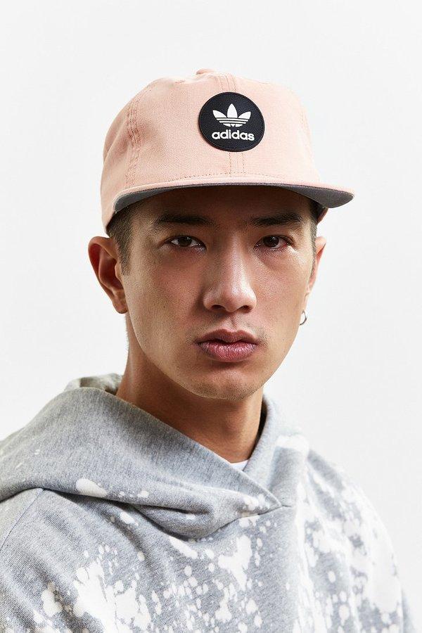 Adidas OG Trefoil Deconstructed Baseball Hat 3
