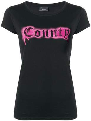Marcelo Burlon County of Milan fitted logo T-shirt