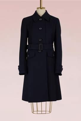 Prada Wool trench-coat