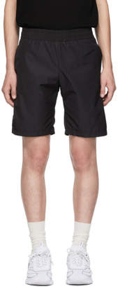 All In all in Black Tennis Shorts