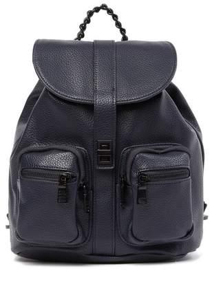 Steve Madden Pebbled Medium Backpack