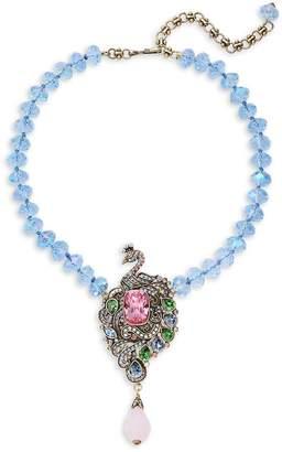 Heidi Daus Women's Glass Crystal Necklace