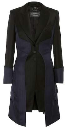 Burberry Tailored wool coat