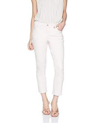 Bandolino Women's Petite Mandie Slim Crop Jean
