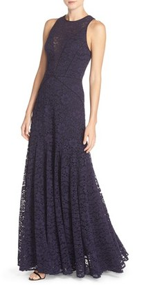 Vera Wang Lace Gown $448 thestylecure.com