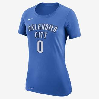 Nike Russell Westbrook Oklahoma City Thunder Dri-FIT Women's NBA T-Shirt