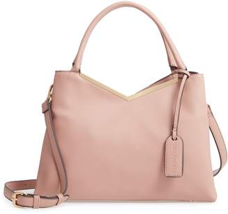 Sole Society Jhill Faux Leather Satchel