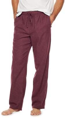 Croft & Barrow Men's Flannel Sleeping Pants