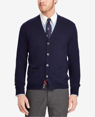 Polo Ralph Lauren Men's Big & Tall Cardigan