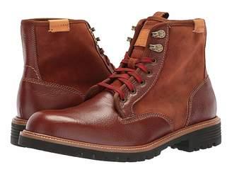 Cole Haan Grantland Plain Toe Lace-Up Waterproof Men's Shoes