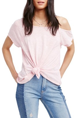 Women's Free People Coraline Tee $68 thestylecure.com