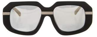 Karen Walker Superstars Creepers Sunglasses w/ Tags