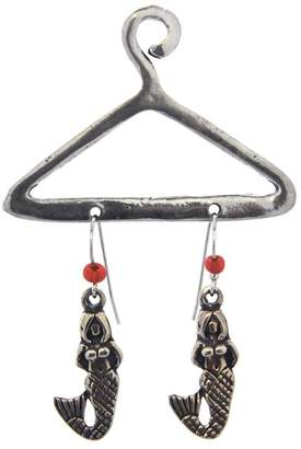 Basic Spirit Mermaid Earrings On Hanger