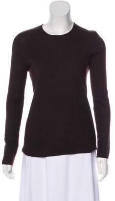 Akris Cashmere Long Sleeve Sweater