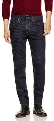 Joe's Jeans Jase New Basic Slim Fit in Blue/Grey $165 thestylecure.com
