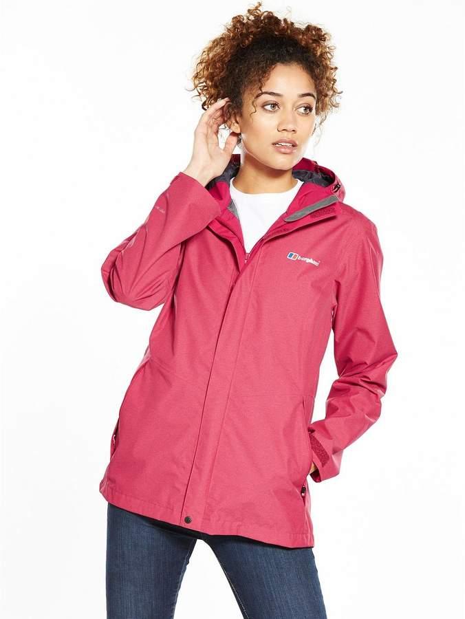 Elara Waterproof Jacket - Cerise