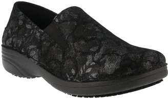 Spring Step Professional Leather Slip-On Loafers - Manila-Paw